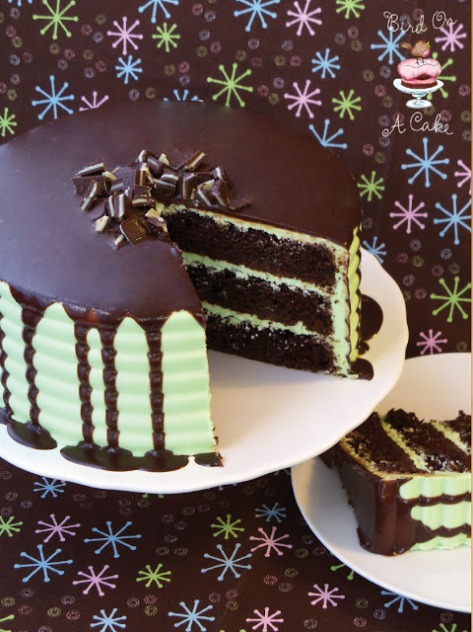 Andes Mint Cake5 logo